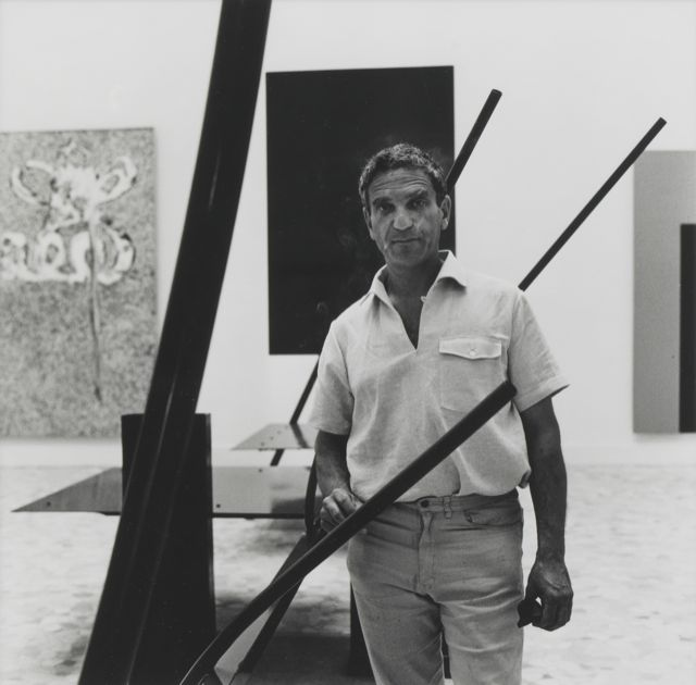 Fifteen Artists, Anthony Caro, 33. Venedig Biennale