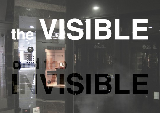 Oliver Ressler, The Visible and the Invisible, 2014