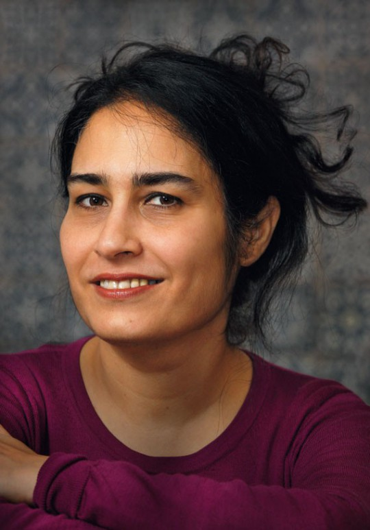 Bani Abidi, 2016, photo: Jens Ziehe
